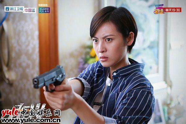 6月6日小心走火浙江卫视呈现热血悬疑的猫鼠游戏